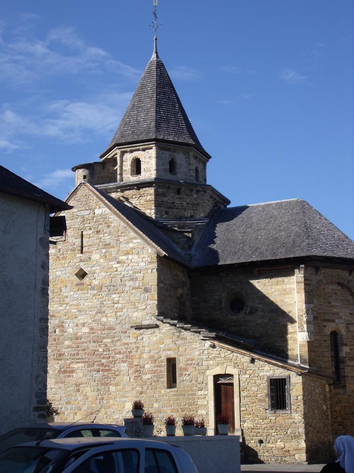 Eglise de l'Hôpital-Saint-Blaise