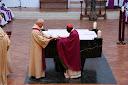 L'offertoire, Le cardinal reçoit les oblats