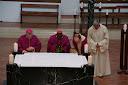 pendant la Célébration Eucharistique