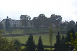 Abbaye au loin