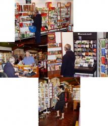 La librairie de Belloc